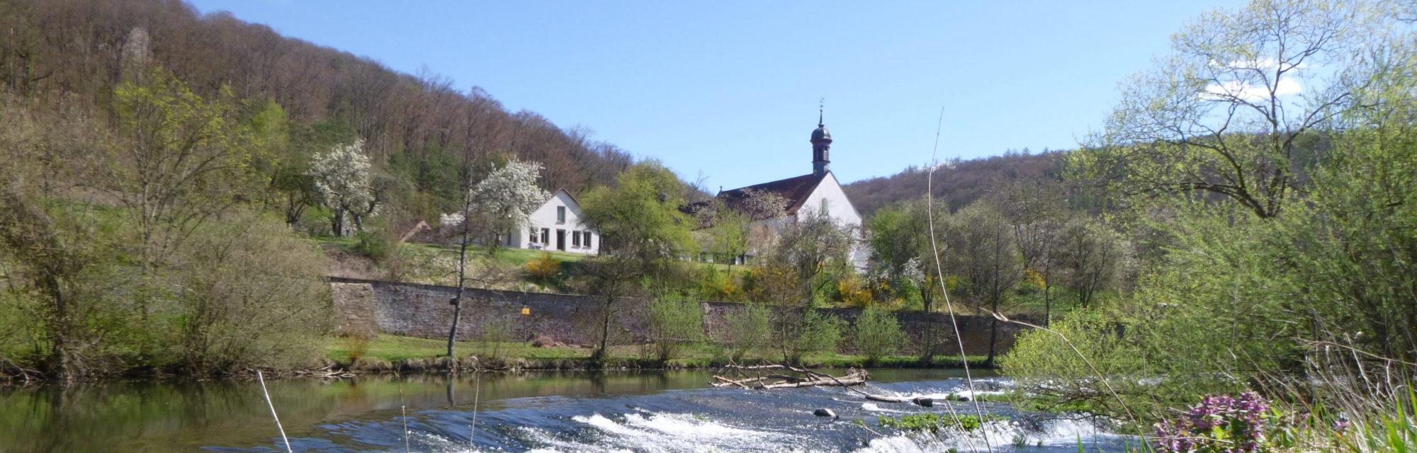 Kloster Schönau hinter Saale