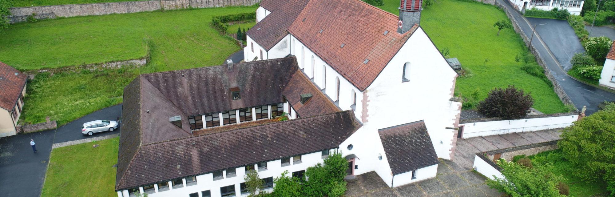 Luftbild Kloster Schönau